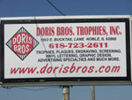 Doris Brothers Trophies